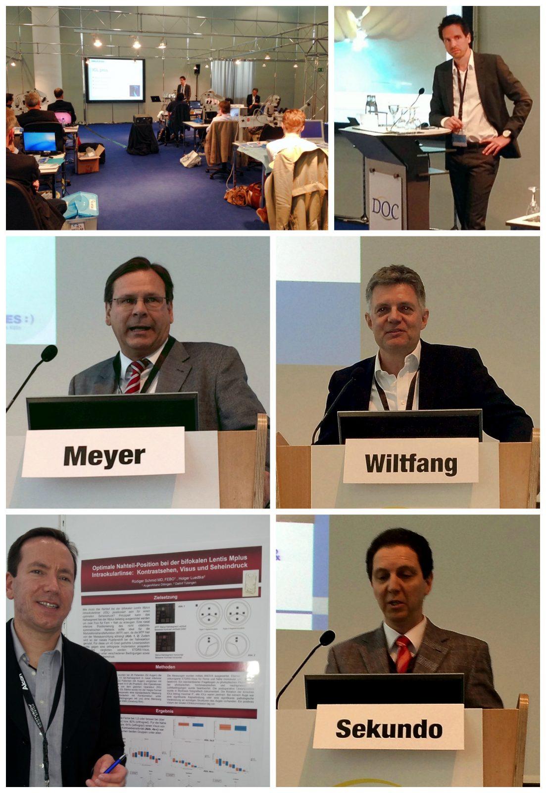 Impressionen vom DOC Fachkongress 2014 in Nürnberg