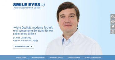 Dr. med. Laszlo Kiraly vom Smile Eyes Augen + Laserzentrum in Leipzig