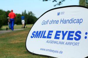 Smile Eyes - in Muenchen nicht nur am Airport, sondern auch in der Alten Boerse