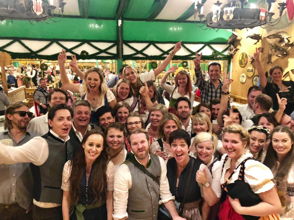 Smile Eyes Wiesn 2018
