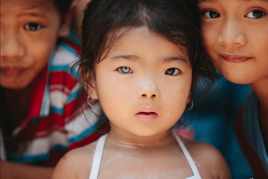 Unterschiedliche Bedeutung der Augenfarben