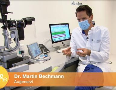 Patientengespräch mit Dr. Bechmann