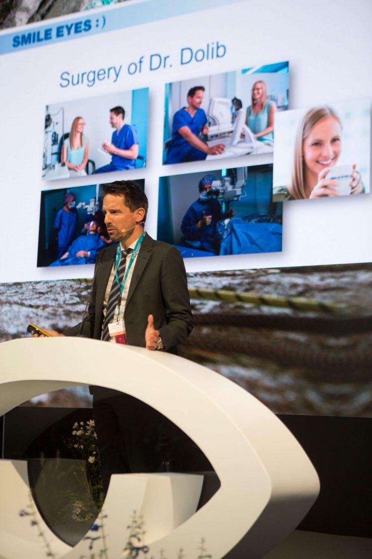 Dr. Bechmann als Referent beim ICL Expert Summit