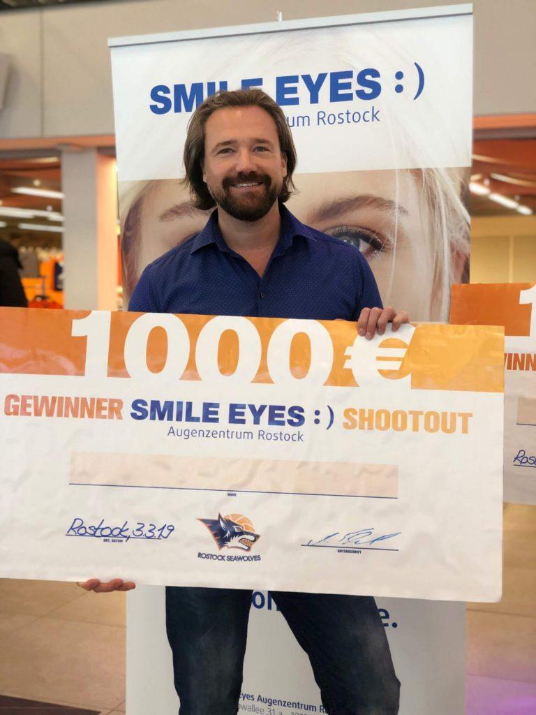 Smile Eyes Gewinnspiel zur Viertelpause