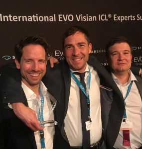 Smile Eyes erhält ICL Award 2018