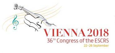 Die ESCRS findet in diesem Jahr in Wien statt