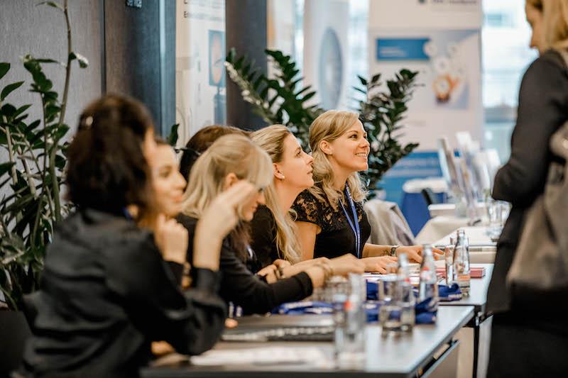 Smile Eyes Fortbildung beim Eyeport Day 2018 in München