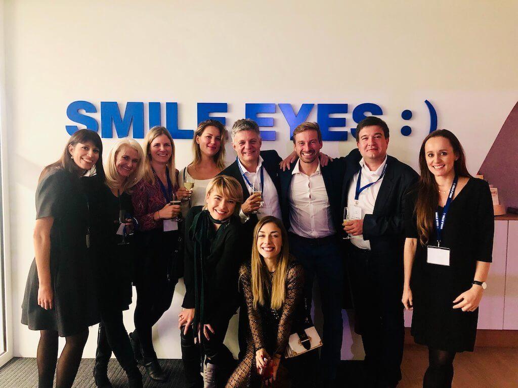 Blogger zu Gast bei Smile Eyes