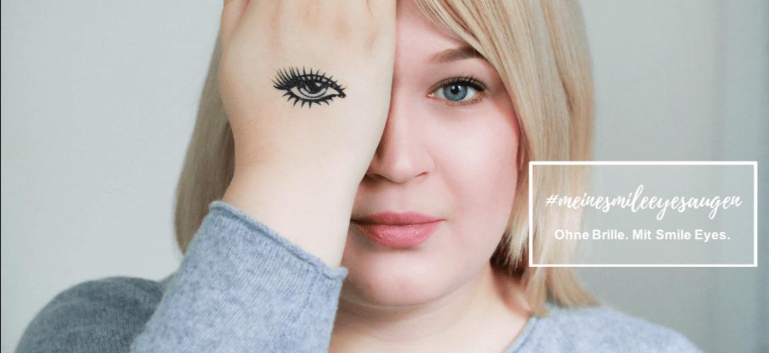 Beautybloggerin Karin Grüttner berichtet von ihrer Augenlaser-OP