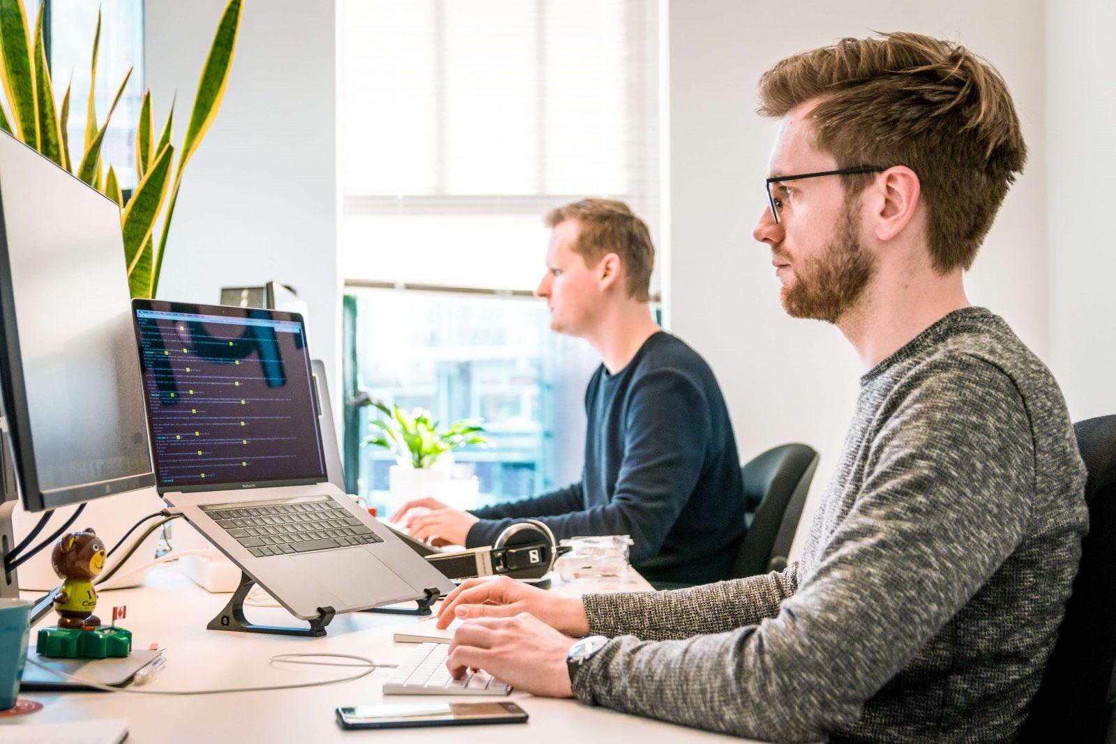 PC-Arbeit fordert unsere Augen