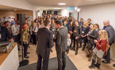 Offizielle Eröffnung der neuen Smile Eyes Augenklinik Airport München