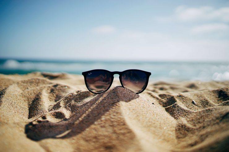 Schutz vor Sonnenlicht