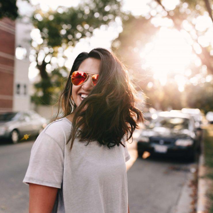 Sonnenbrille hilft bei gefährlichen UV Strahlen
