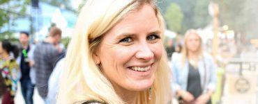 Andrea Fischbach von Patientin zur Mitarbeiterin