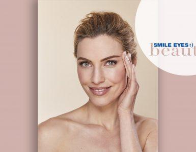 Smile Eyes Beauty Model