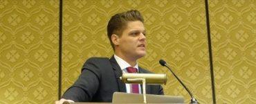 Dr Dirisamer ausgezeichnet auf dem AAO Kongress in Las Vegas
