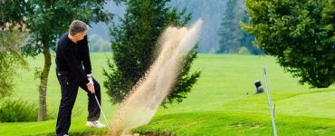 Smile Eyes Golf Trophy Dr Rainer Wiltfang spielt Golf