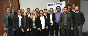 Smile Eyes Marketing Meeting 2016 Gruppenfoto
