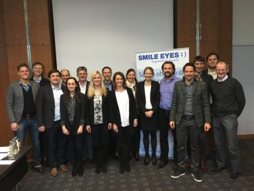 Smile Eyes Marketing Meeting 2016 Gruppenfoto