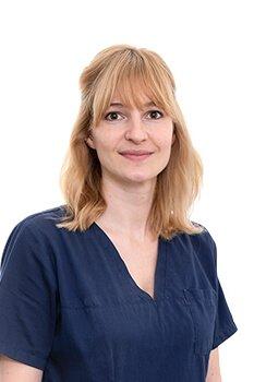 Svenja Hack Augenoptikermeisterin an der Alten Börse
