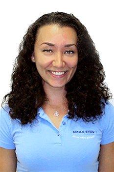Renata Leier ist Optikerin bei Smile Eyes Trier