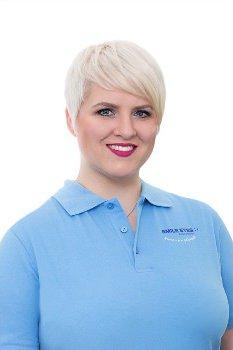 Hygienebeauftragte in Leipzig bei Smile Eyes: Ariane Siebert