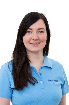 Krankenschwester in Leipzig bei Smile Eyes: Marlen Karge