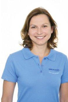 Krankenschwester bei Smile Eyes München: Kristina Blazekovic
