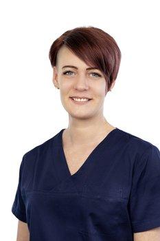 Medizinische Fachangestellte bei Smile Eyes München: Sonja Smith