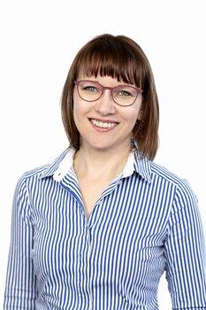 Mitarbeiterin in der Verwaltung: Susann Ihme