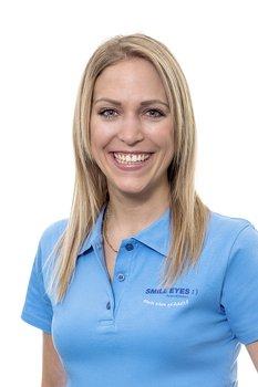 Medizinische Fachangestellte bei Smile Eyes München: Yvonne Nitsche