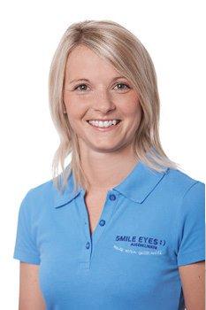 Krankenschwester bei Smile Eyes München: Petra Drabeck
