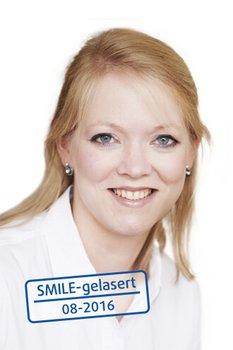 Medizinische Fachangestellte bei Smile Eyes Münster: Katja Rickels
