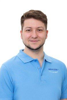 André Ackermann - Medizinisches Fachpersonal bei Smile Eyes Leipzig