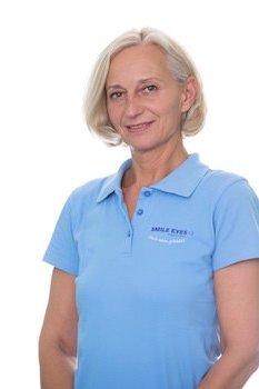 Medizinische Fachangestellte bei Smile Eyes Christine Sammetinger