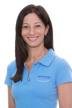 Medizinische Fachangestellte: Tanja Sprang