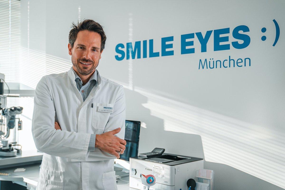 Dr. med. Martin Bechmann von Smile Eyes München