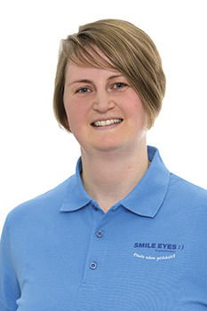OP-Assistentin in Rostock bei Smile Eyes: Stefanie Melzer