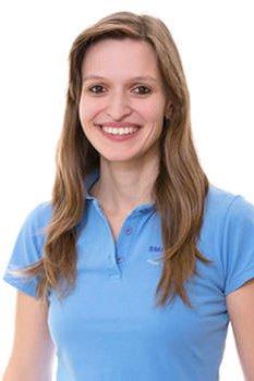 Andrea Mader ist Medizinische Fachangestellte bei Smile Eyes München