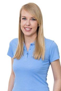 Zum Medizinischen Fachpersonal von Smile Eyes München gehört Patrycja Kwosek