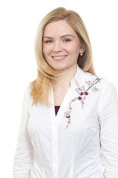 MUDr. Adriana Balestreri ist Augenärztin in München bei Smile Eyes