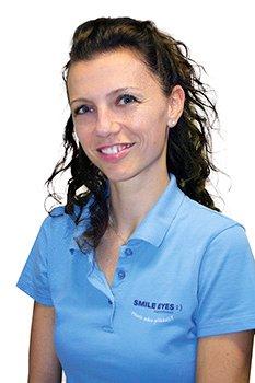 Patientenbetreuerin in Linz bei Smile Eyes: Susanne Pichler
