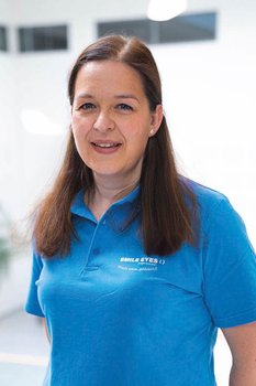 Dr. rer. med. Anke Messerschmidt-Roth - administrative Leitung/ Refraktivmanagerin