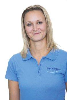 Augenoptikermeisterin bei Smile Eyes München: Ina Krämer