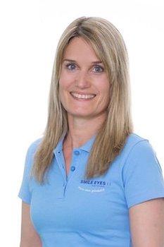 Krankenschwester bei Smile Eyes München: Sonja Kröcker