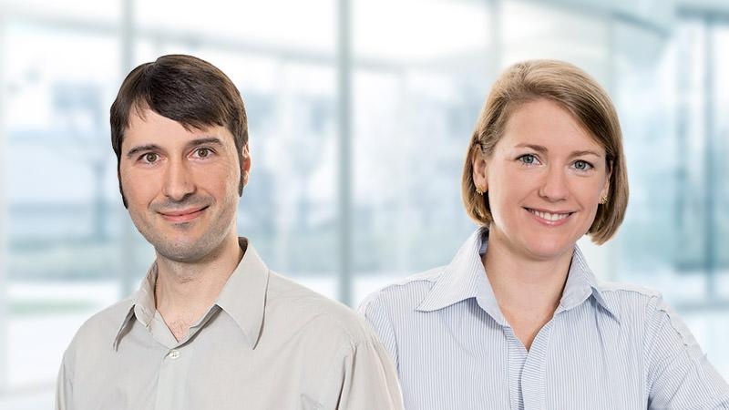 Unsere Augenspezialisten in Essen: Dr. med. Orlin Velinov & Dr. med. Verena Bhakdi-Gerl