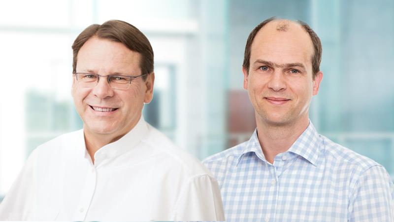 Unsere Augenspezialisten in Köln: Dr. med. Bertram Meyer & Dr. med. Ralph Neuber