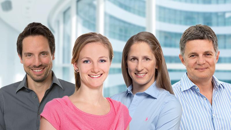 Unsere Smile Eyes Augenexperten in Trier